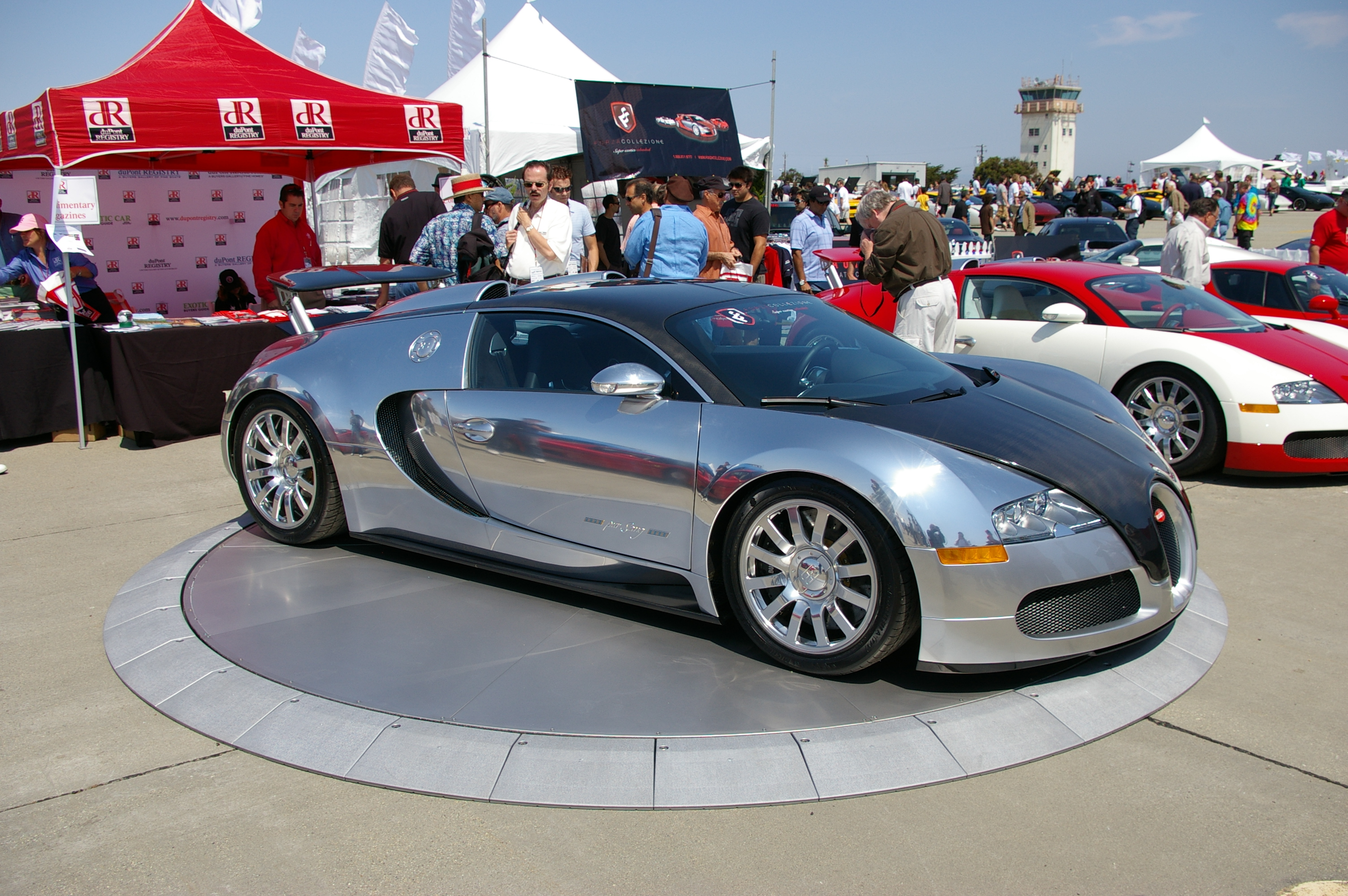 2019 Bugatti Veyron Pur Sang photo - 6