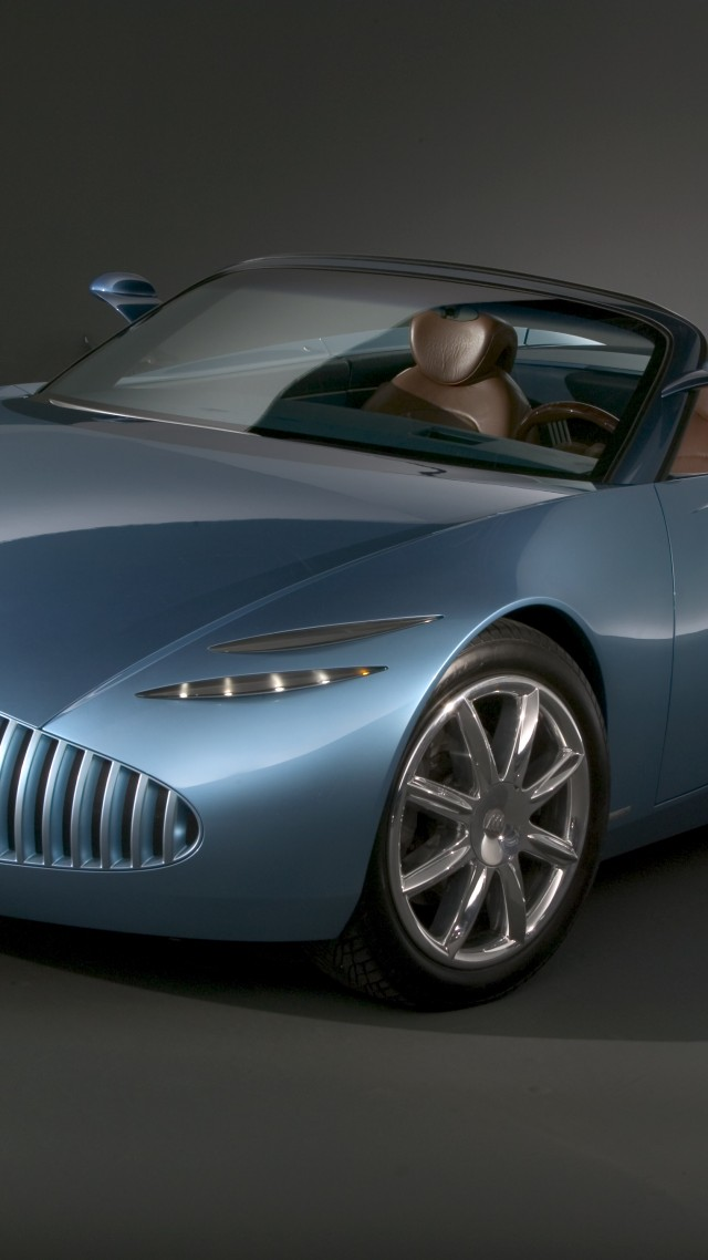 2019 Buick 2 2 Bengal Roadster Concept photo - 2