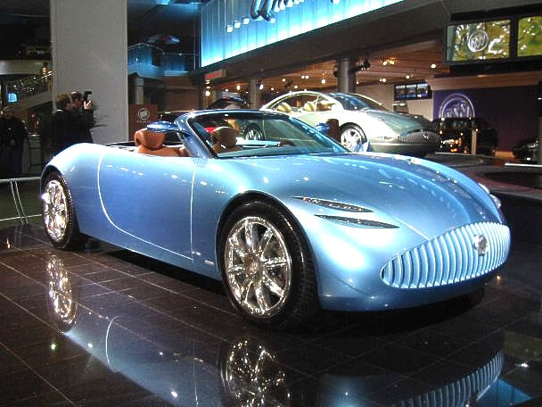 2019 Buick 2 2 Bengal Roadster Concept photo - 3