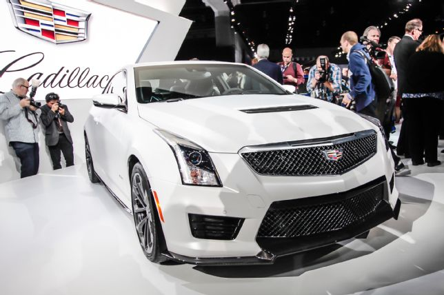 2019 Cadillac ATS photo - 1
