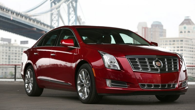2019 Cadillac ATS photo - 3