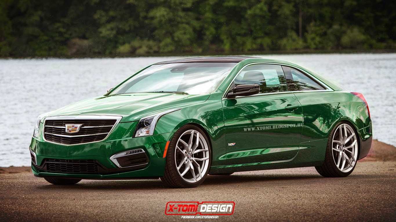 2019 Cadillac ATS photo - 6