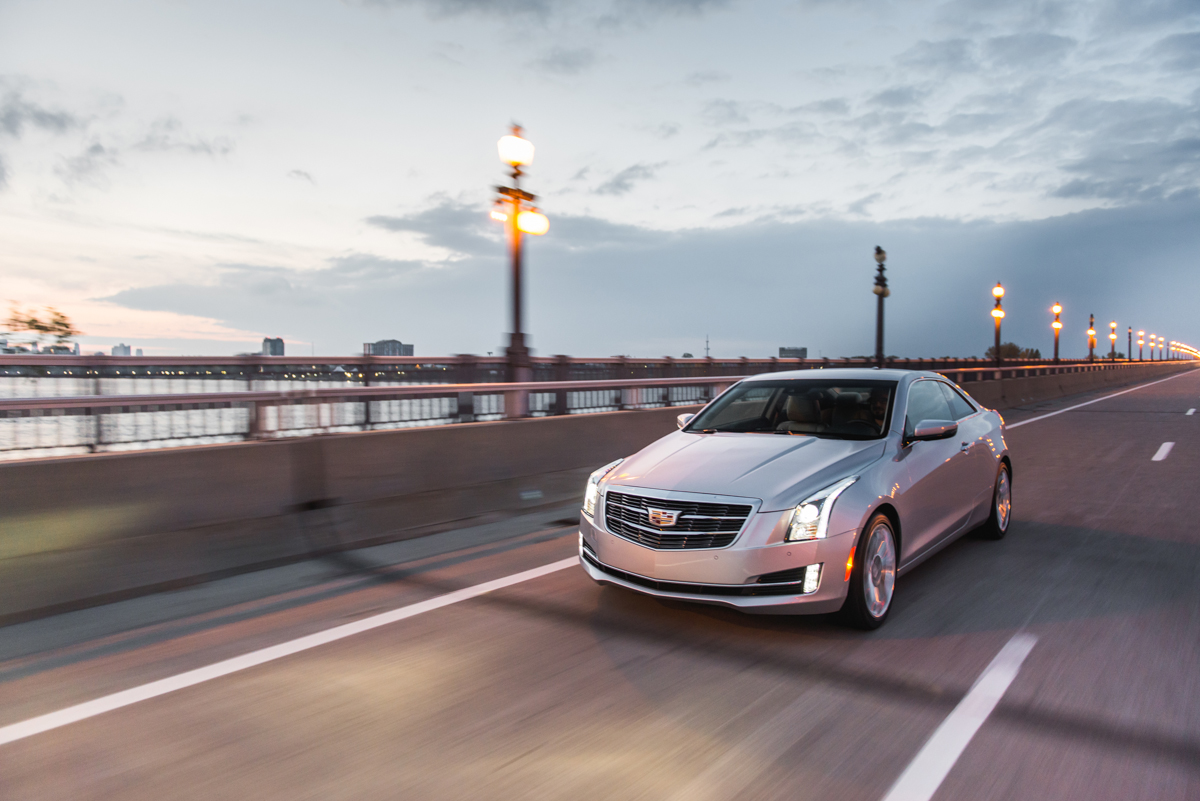 2019 Cadillac ATS Coupe photo - 4