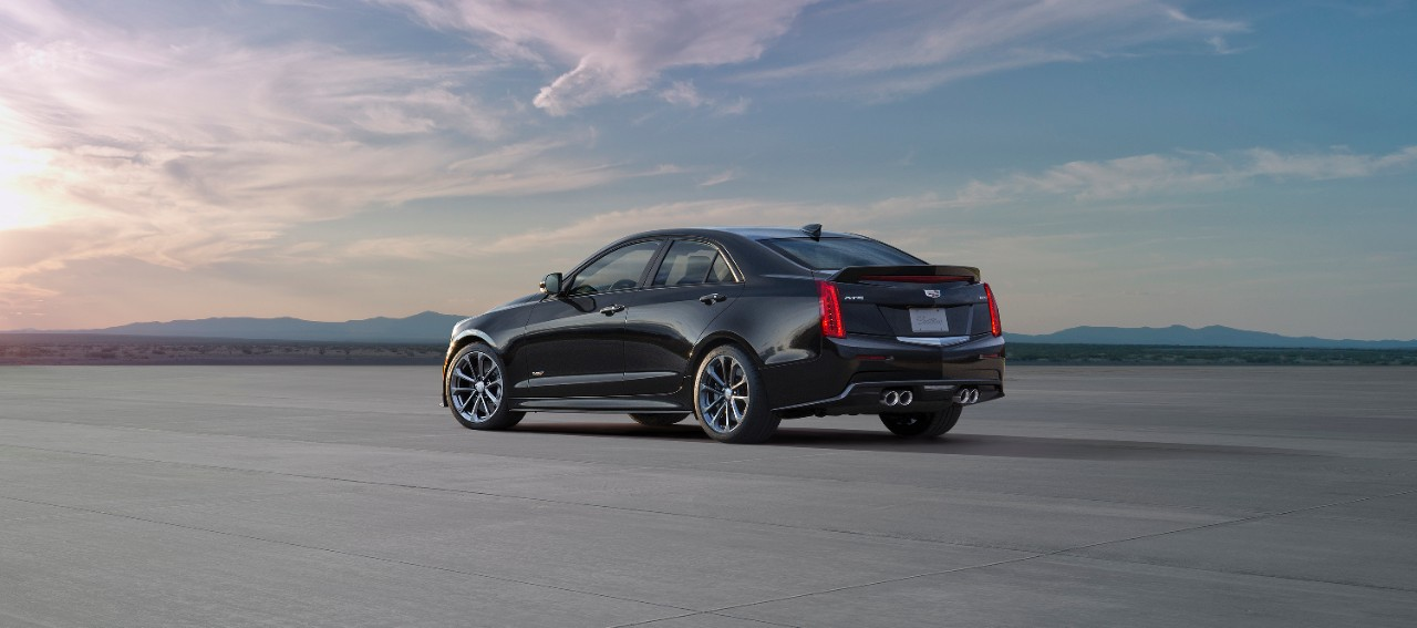 2019 Cadillac ATS V Coupe photo - 1