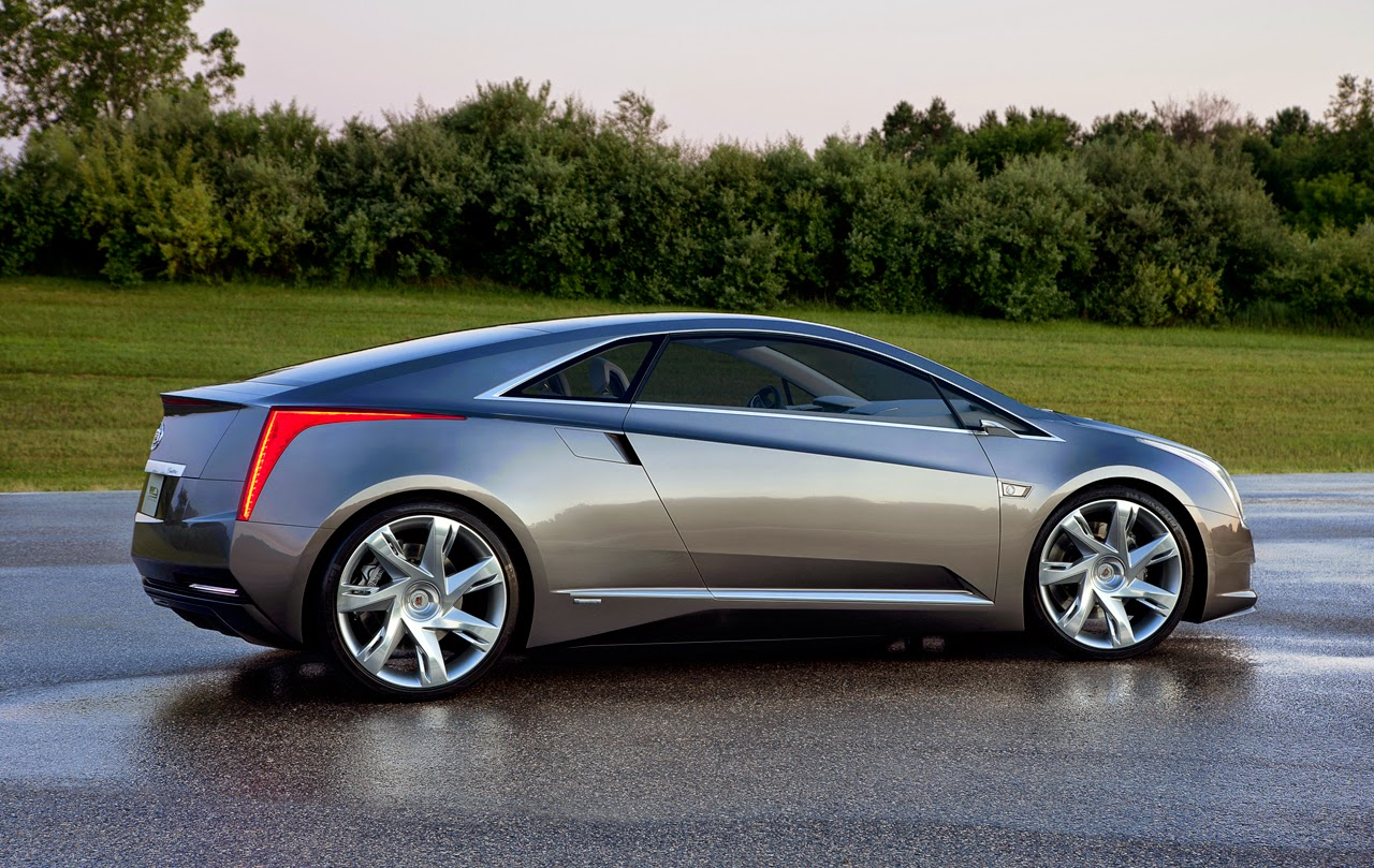 2019 Cadillac ATS V Coupe photo - 2