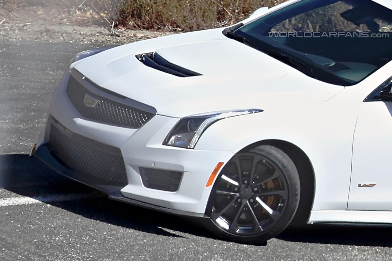 2019 Cadillac ATS V Coupe photo - 5