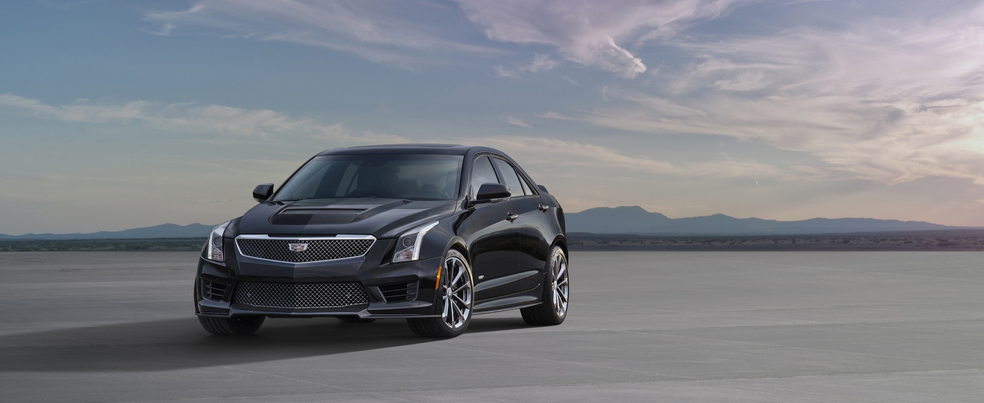 2019 Cadillac ATS V Sedan photo - 2