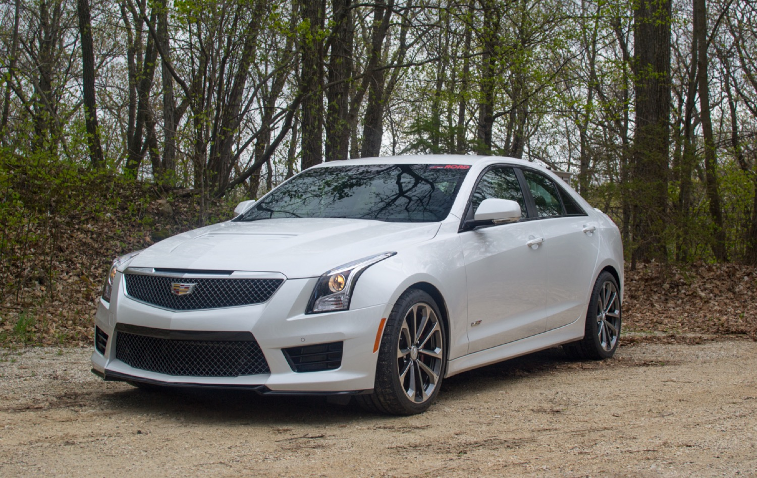 2019 Cadillac ATS V Sedan photo - 4