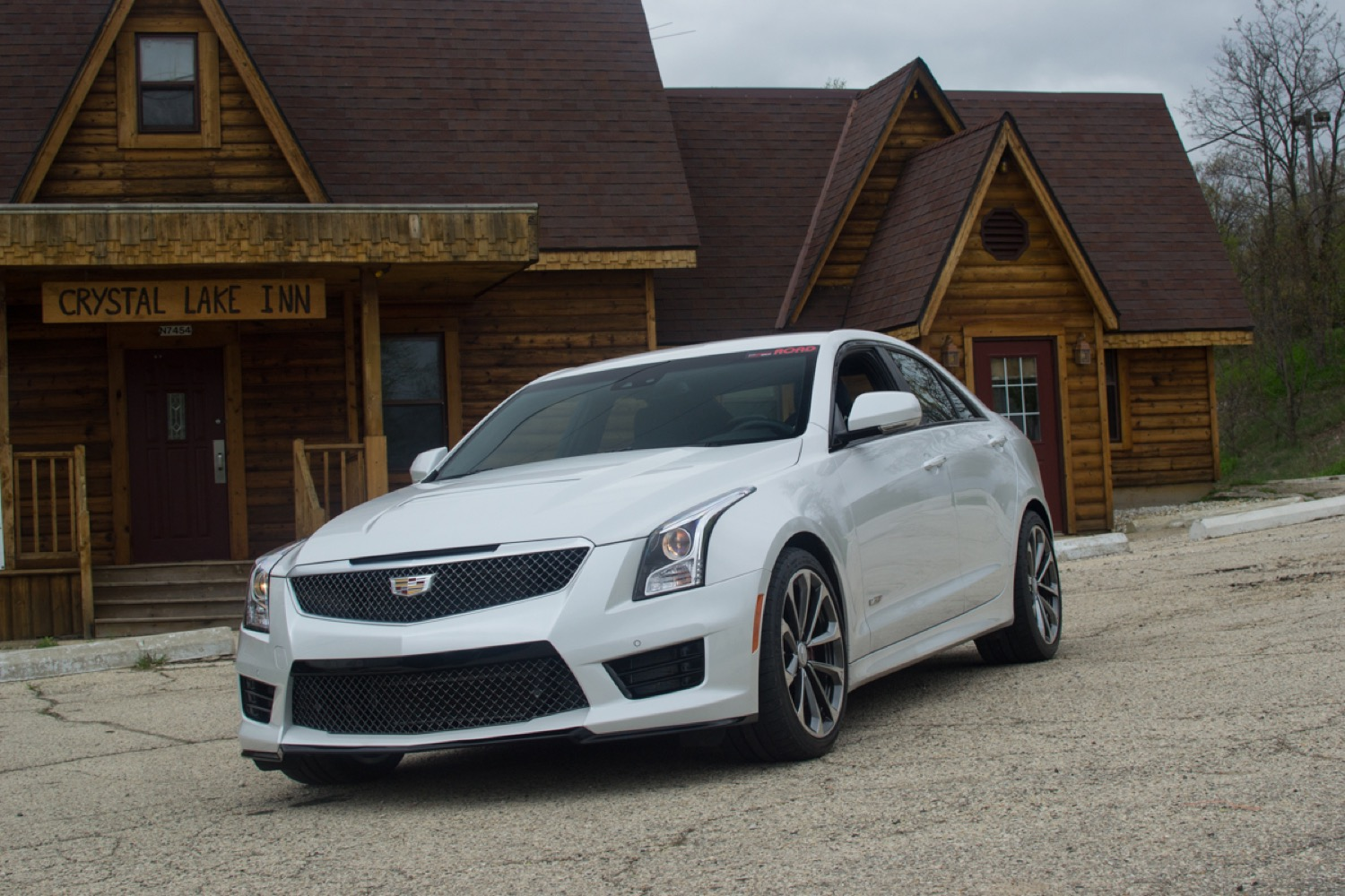 2019 Cadillac ATS V Sedan photo - 5