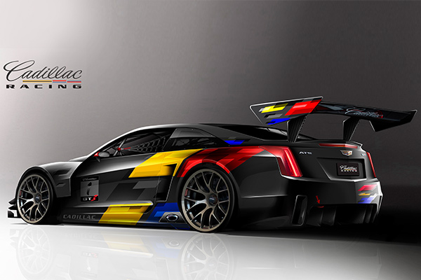 2019 Cadillac ATS V.R photo - 4