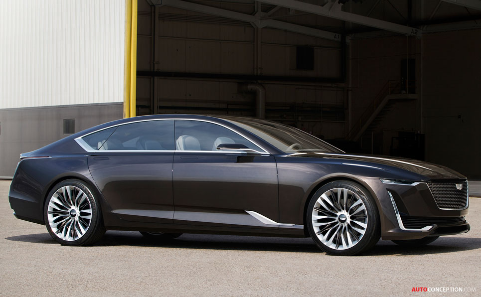 2019 Cadillac Ciel Concept photo - 2