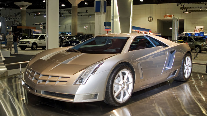 2019 Cadillac Cien Concept photo - 3