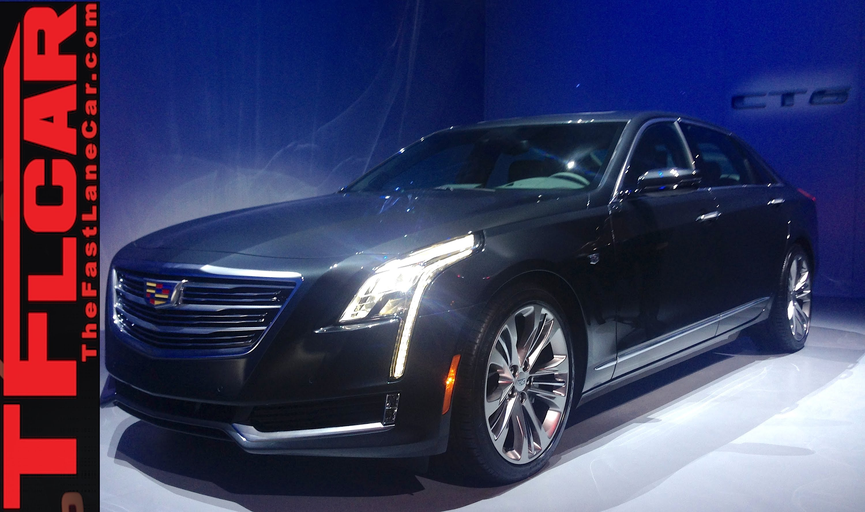 2019 Cadillac CT6 photo - 4