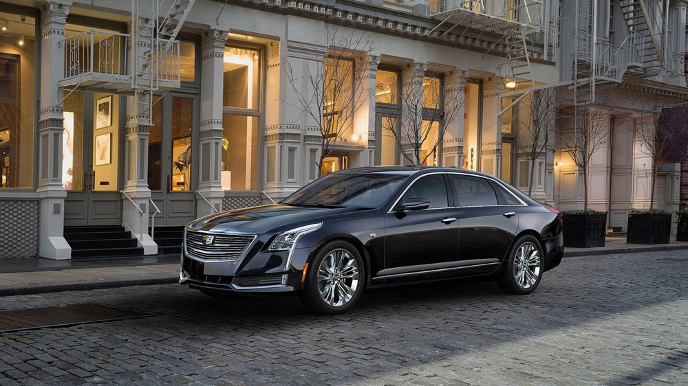 2019 Cadillac CT6 photo - 5