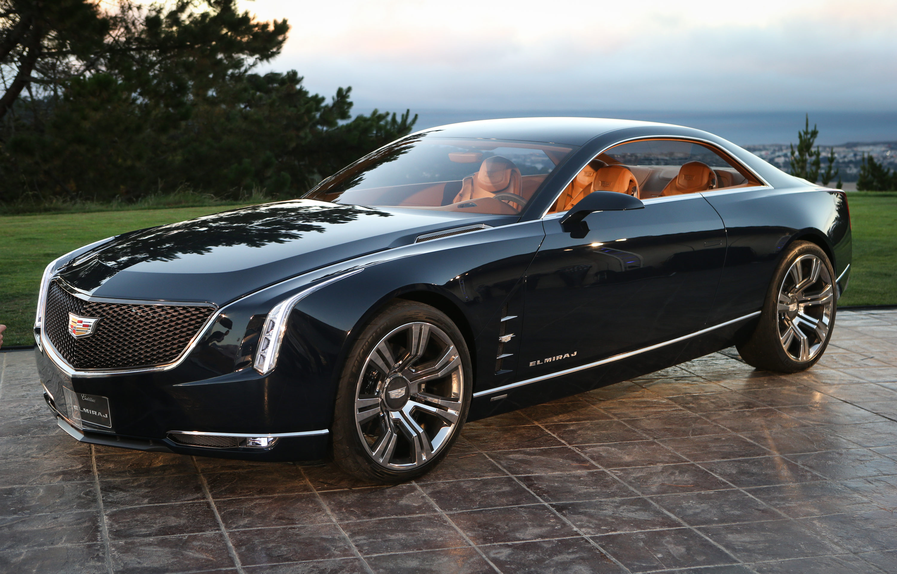 2019 Cadillac CTS Coupe Concept photo - 4
