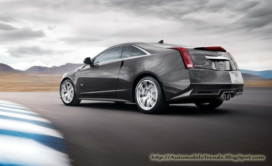 2019 Cadillac CTS V Coupe photo - 1