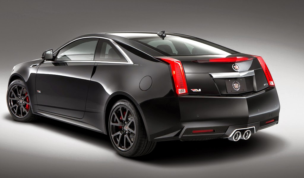 2019 Cadillac CTS V Coupe photo - 2