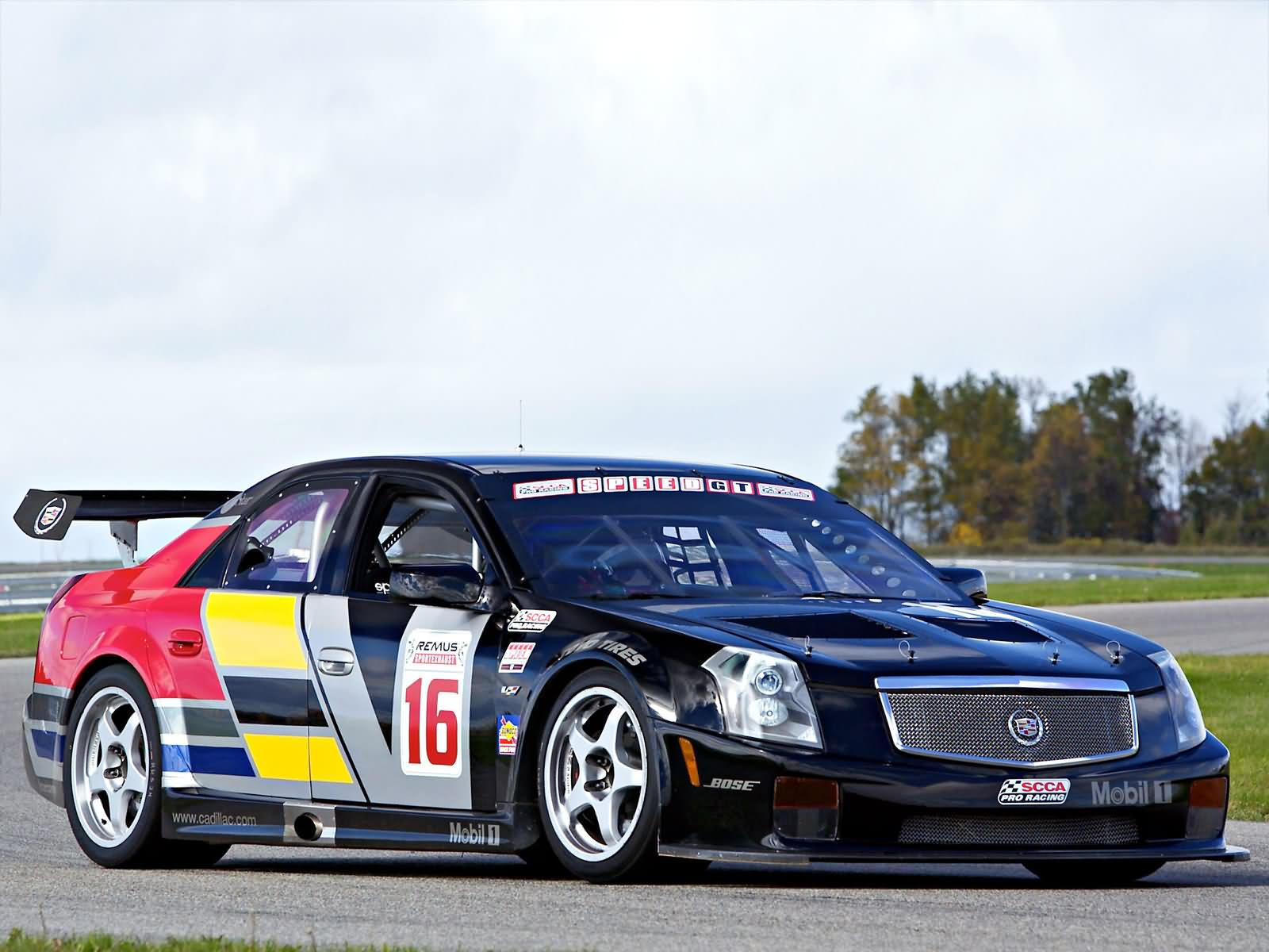 2019 Cadillac CTSV Race Car photo - 2