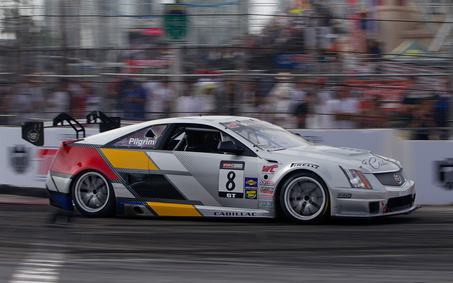 2019 Cadillac CTSV Race Car photo - 5