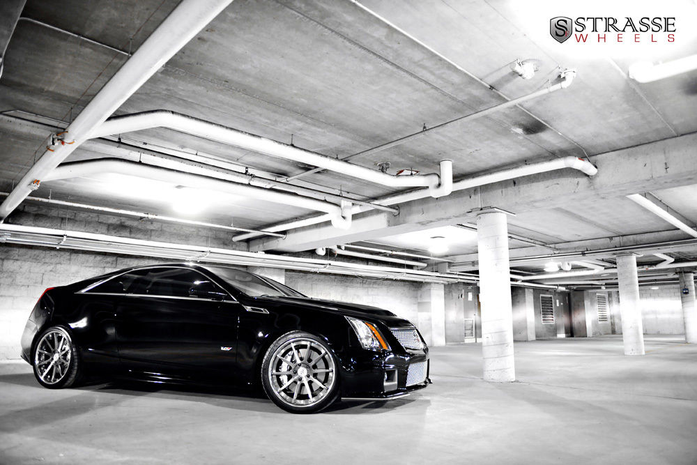 2019 Cadillac CTSV with Accessories photo - 5