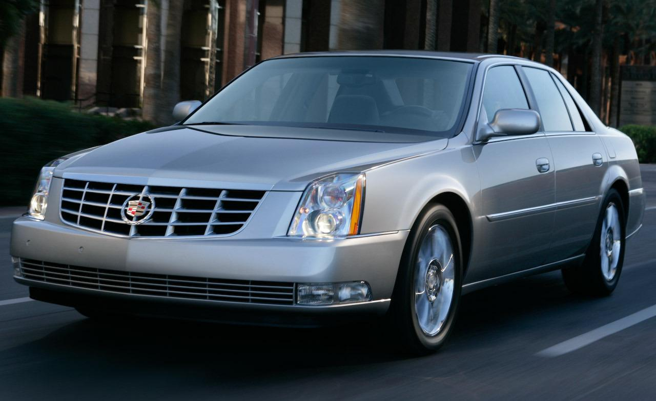2019 Cadillac DTS Limousine photo - 3