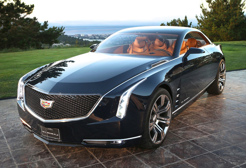 2019 Cadillac El Camino Concept photo - 1