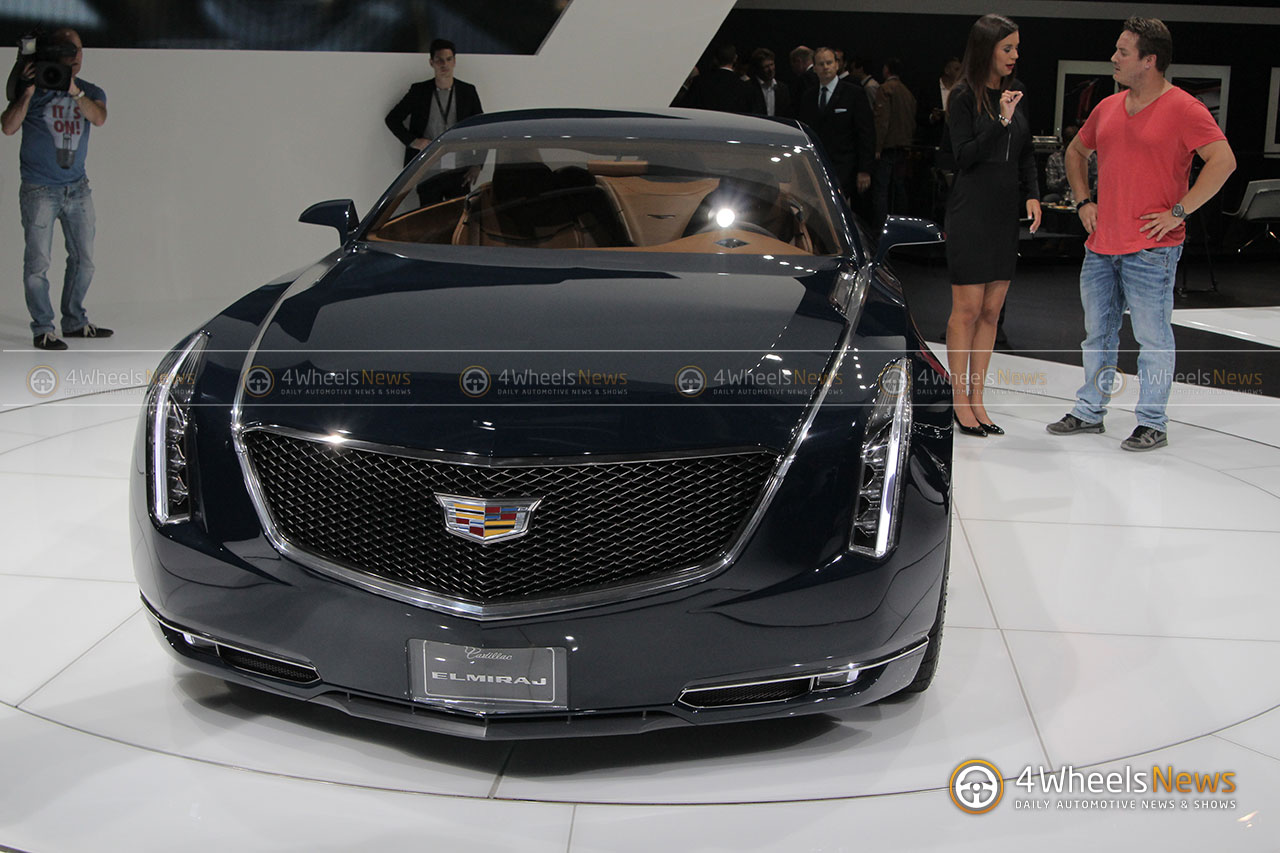 2019 Cadillac Elmiraj Concept photo - 3