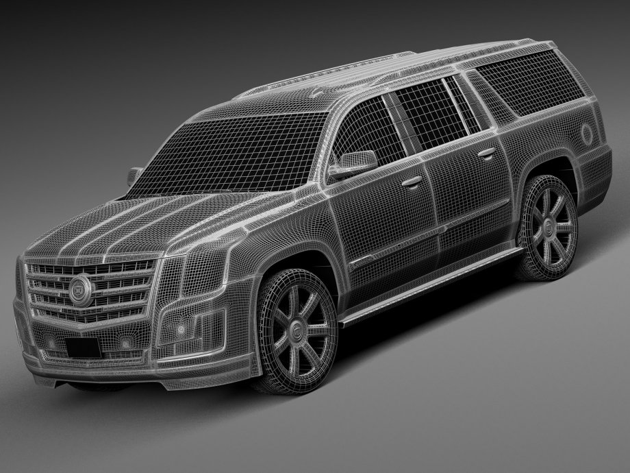 2019 Cadillac Escalade ESV photo - 2