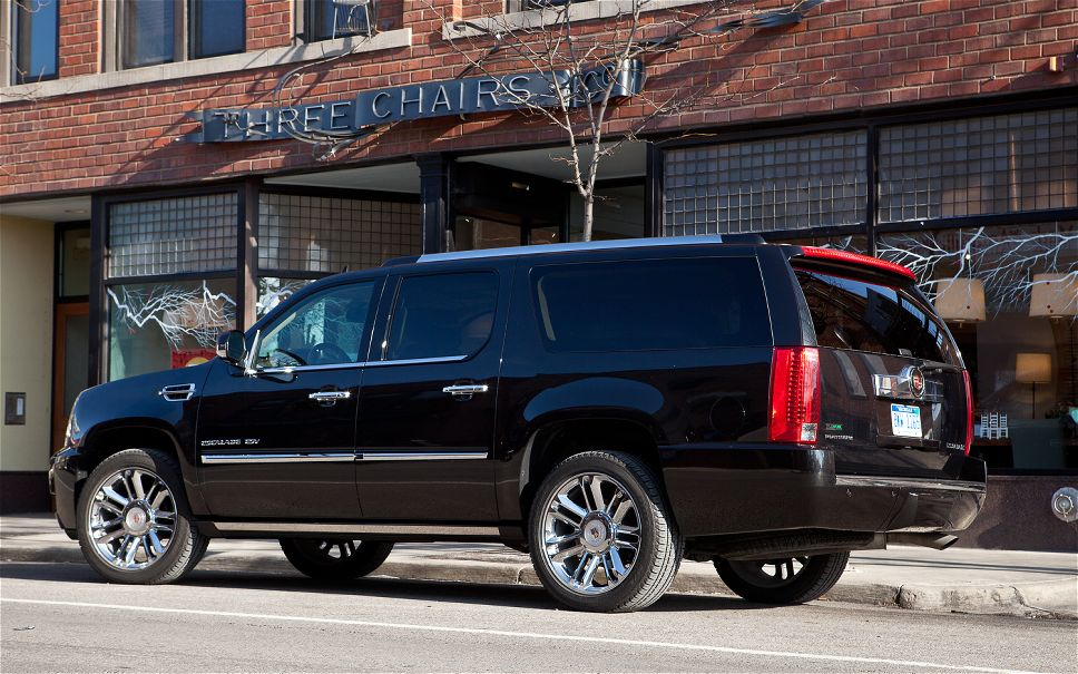 2012 Cadillac Escalade Platinum For Sale >> 2019 Cadillac Escalade ESV Platinum | Car Photos Catalog 2018