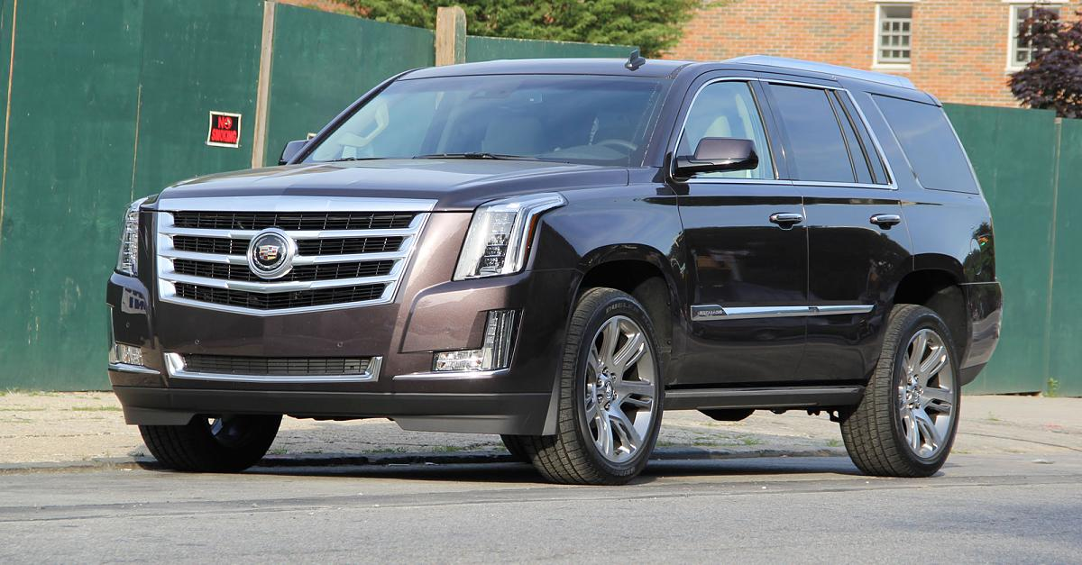 2019 Cadillac Escalade EXT photo - 2