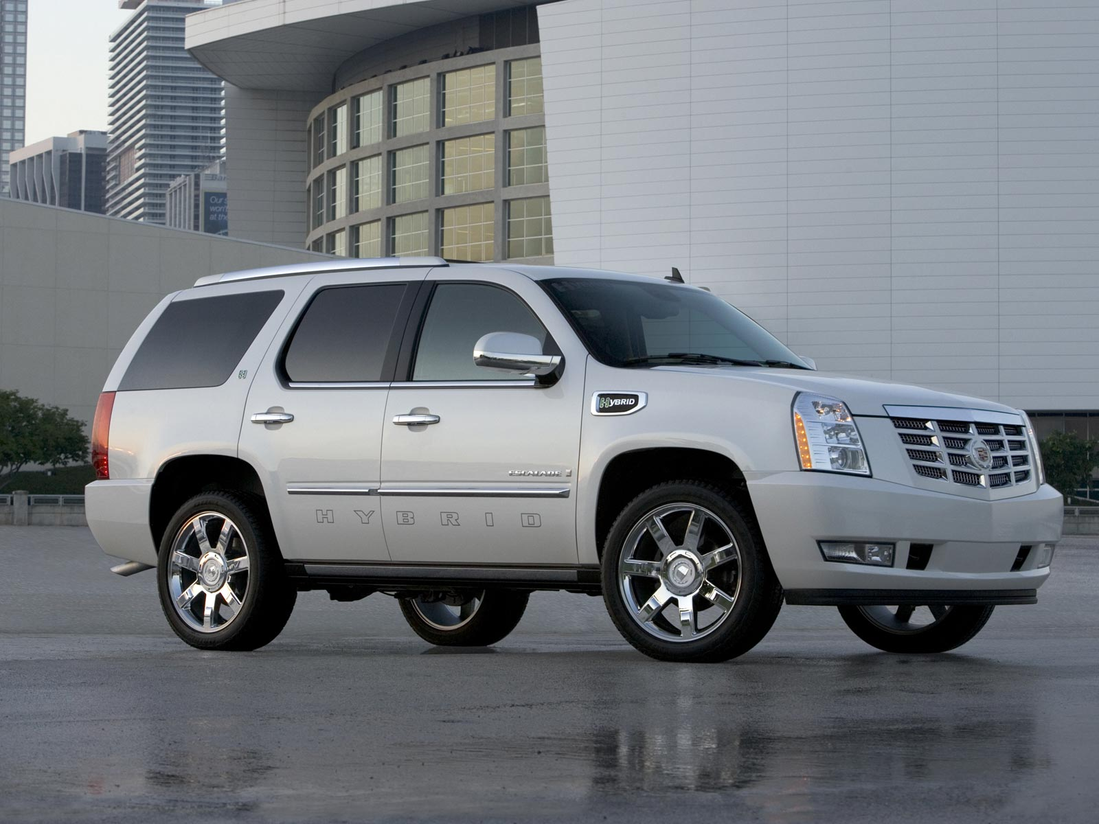 2019 Cadillac Escalade EXT photo - 6