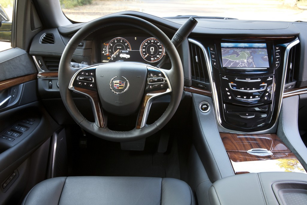 2019 Cadillac Escalade Hybrid photo - 3