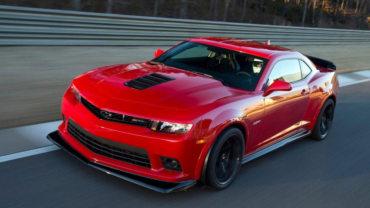 2019 Chevrolet Camaro 1LE photo - 1