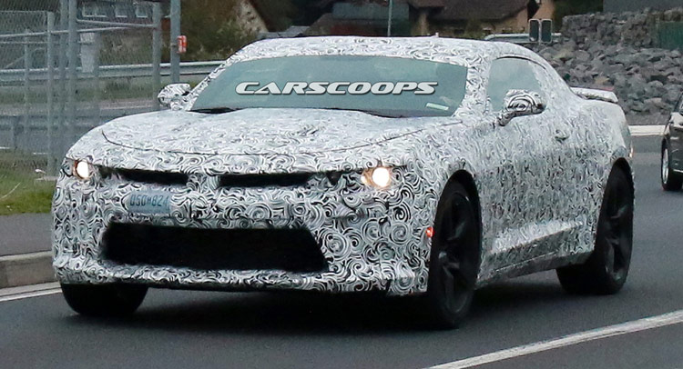 2019 Chevrolet Camaro 1LE photo - 3