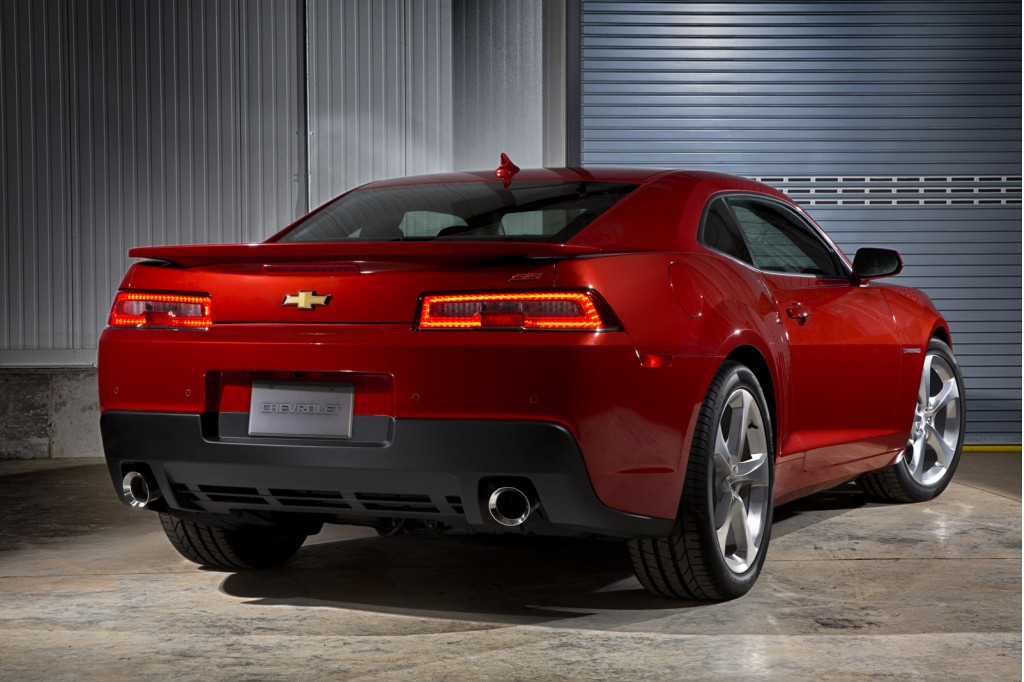 2019 Chevrolet Camaro 1LE photo - 6