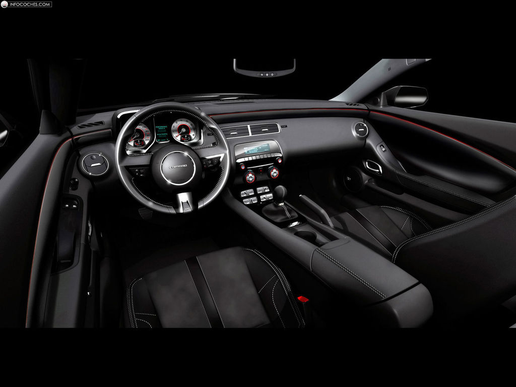 2019 Chevrolet Camaro Black Concept Car Photos Catalog 2019