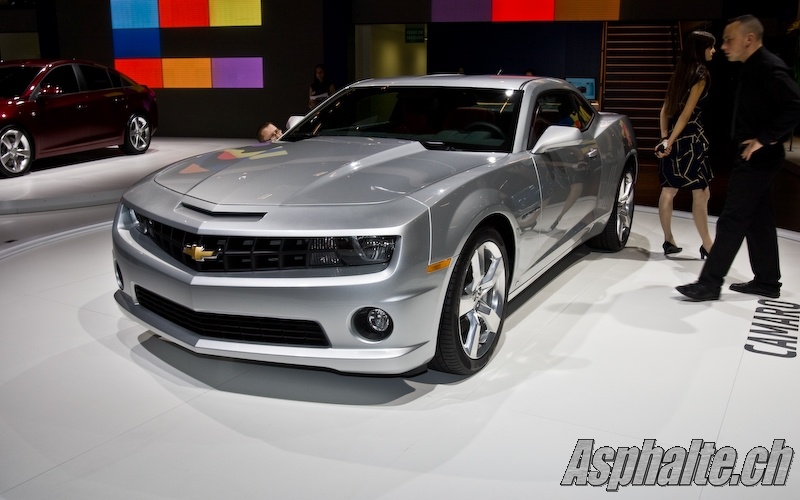 2019 Chevrolet Camaro EU Version photo - 6