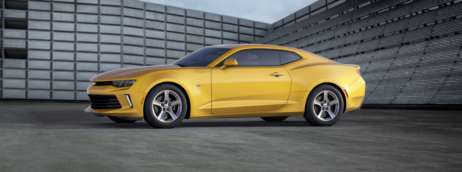 2019 Chevrolet Camaro GS Racecar Concept photo - 4