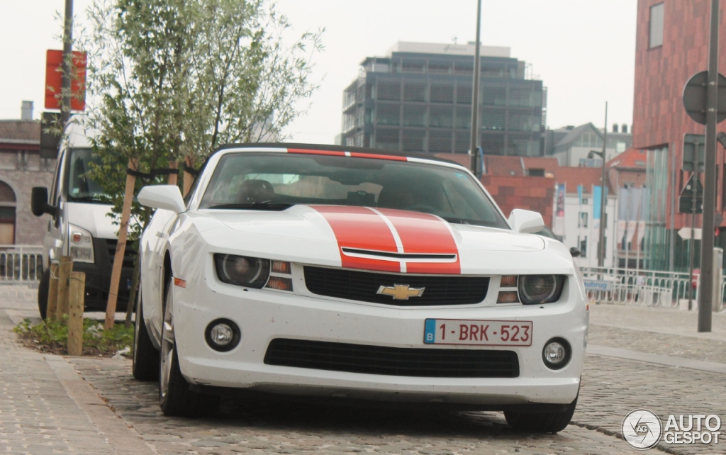 2019 Chevrolet Camaro SS Convertible Indy 500 Pace Car photo - 2