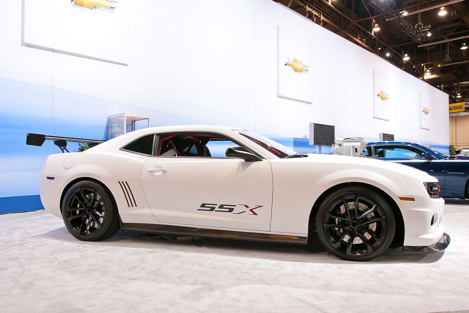 2019 Chevrolet Camaro SSX Concept photo - 5