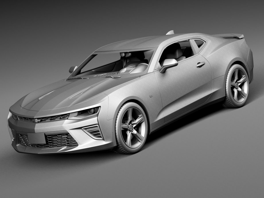 2019 Chevrolet Camaro Transformers photo - 6