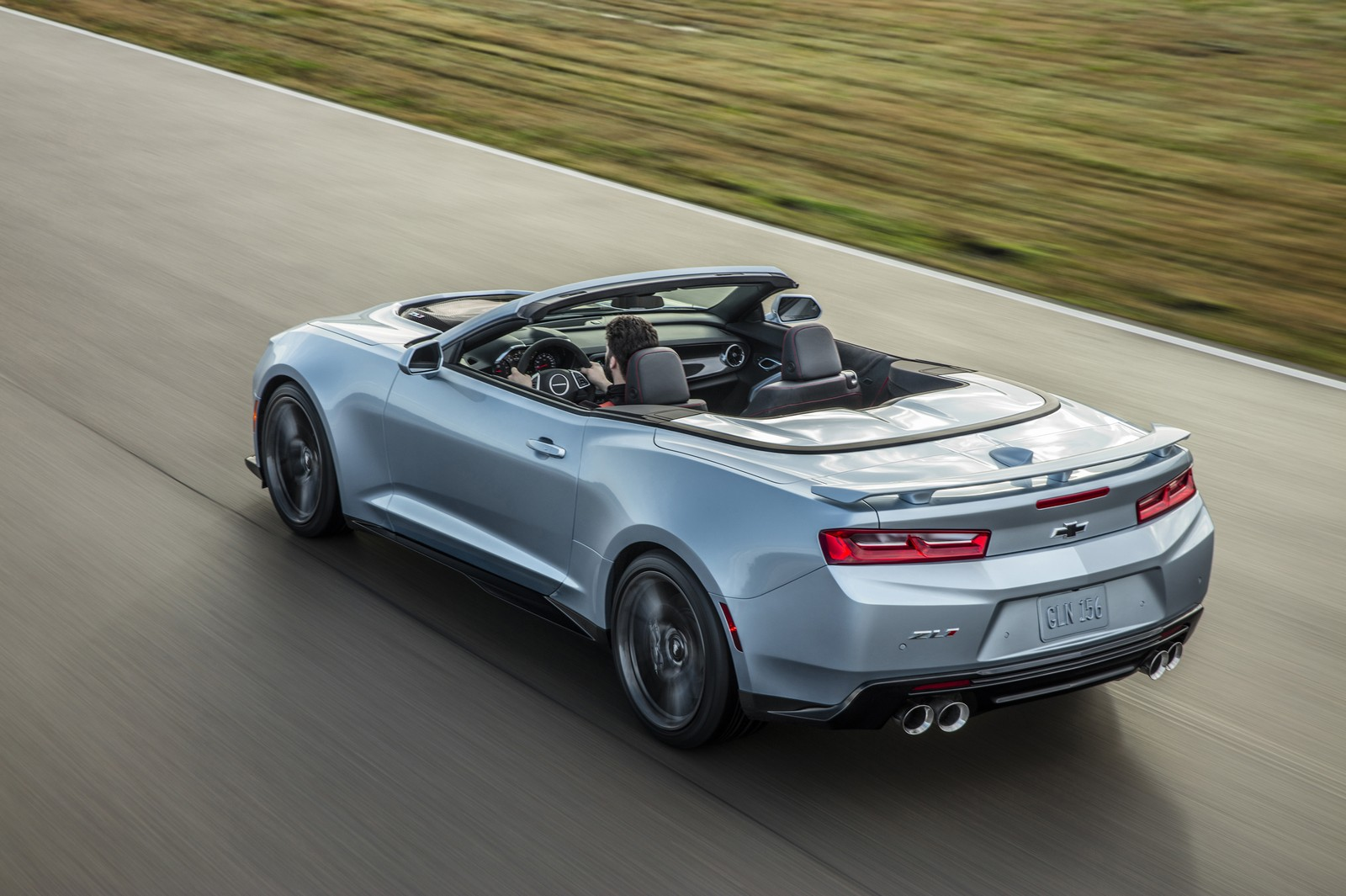 2019 Chevrolet Camaro ZL1 Convertible photo - 2