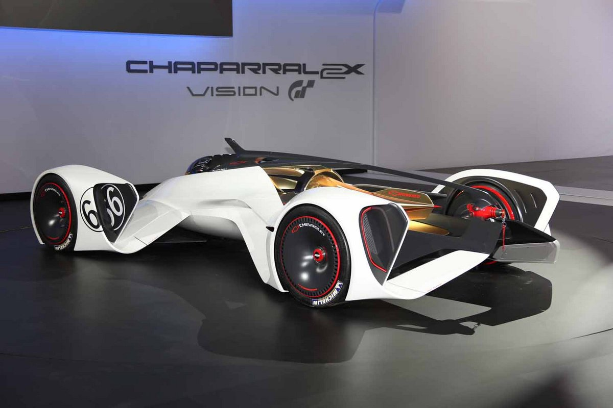 2019 Chevrolet Chaparral 2X VGT Concept Car Photos