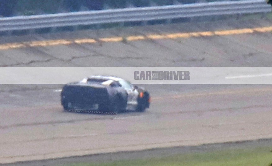 2019 Chevrolet Corvette photo - 4