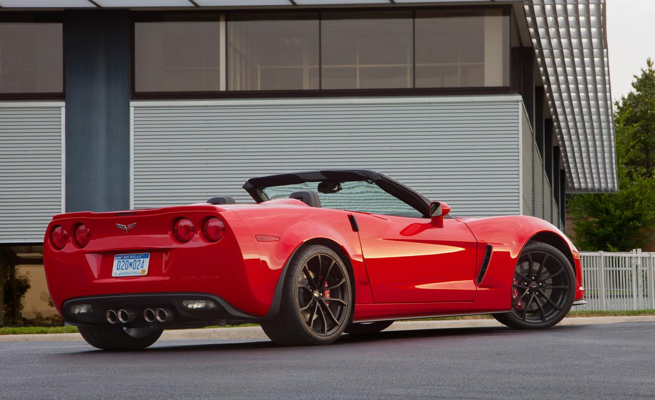 2019 Chevrolet Corvette 427 Convertible photo - 1