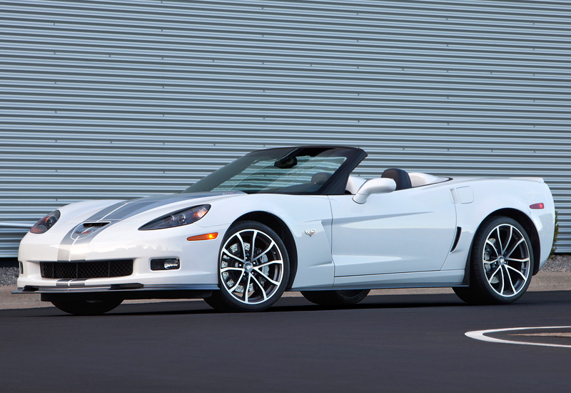 2019 Chevrolet Corvette 427 Convertible photo - 2