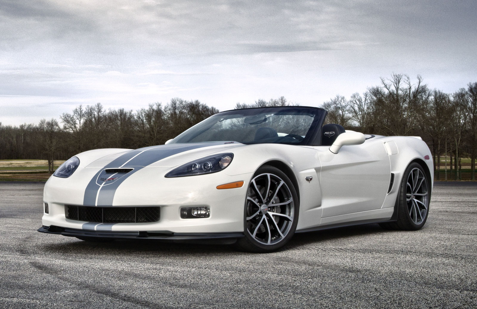 2019 Chevrolet Corvette 427 Convertible photo - 6