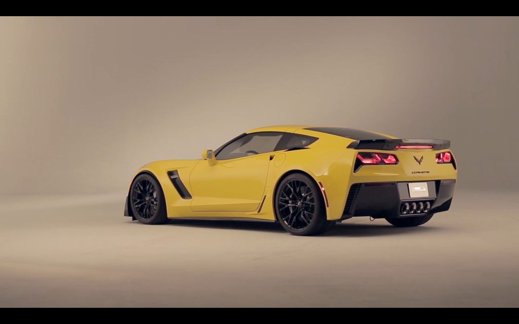 2019 Chevrolet Corvette C1 photo - 4