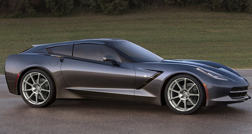 2019 Chevrolet Corvette C4 photo - 1