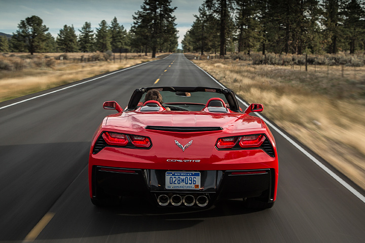 2019 Chevrolet Corvette C6 photo - 3